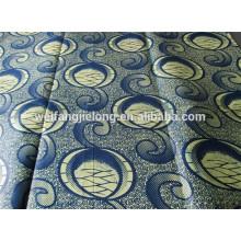 мода механически 100% воск ткани с разным рисунком, печать на складе