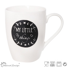 Black & White New Bone China Mug