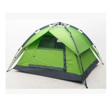 Novas tendas automáticas de atualização, 3-4 pessoas tenda de camping ao ar livre Tendas