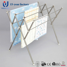 Foldable Stainless Steel Towel Rack