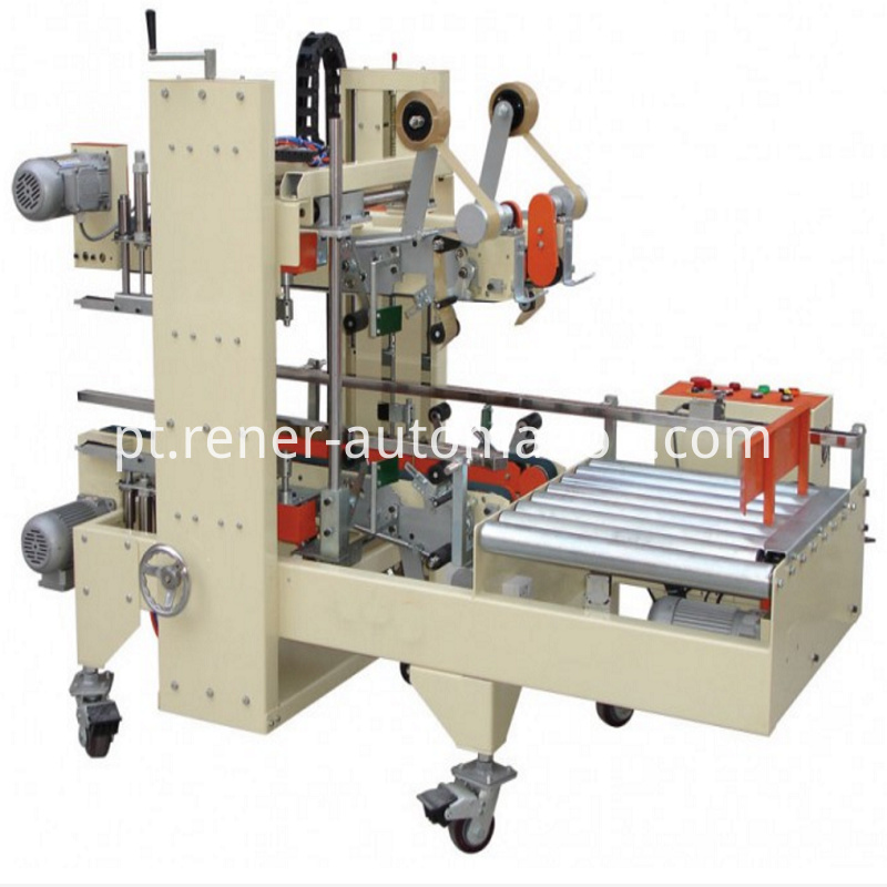 Automatic Corner Sealing Machine