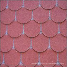 Telha do asfalto / telhas de telhado arquitectónicas / telhas do betume para o telhado / garagem / decoração (ISO)