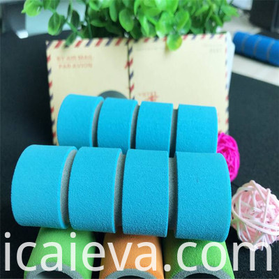 EVA EPE foam tubes handle grip