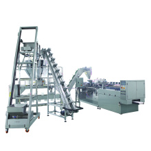 Automatic Premade Pouch Horizontal Weighing Vacuum Packaging Machine