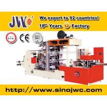 JWC-MINI Máquina de embalagem semi automática do guardanapo