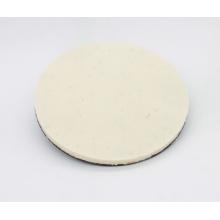 Almohadilla de pulido de fieltro con imán para piedra de baldosas de porcelana de cerámica de vidrio