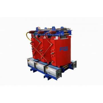Transformadores de distribuição de tipo seco de alta eficiência