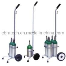 Medical Oxygen Cylinder Carts/Trolleys