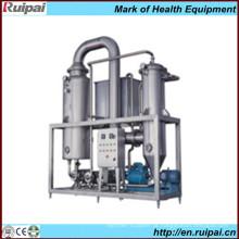 Equipamento de evaporação de flash de vácuo de alta eficiência (SZ-5)