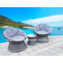 360 degrés Rotating Outdoor Rattan / Wicker Leisure Garden Furniture