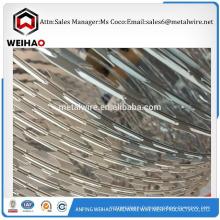 Bienvenue à la demande bonne qualité BTO-22 rasoir à fil barbelé fil de rasoir