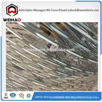 Chinesisch größter Lieferant für Rasiermesser Stacheldraht