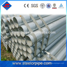 Productos más vendidos 2016 green house used galvanized steel pipe