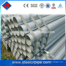 Top selling products 2016 green house used galvanized steel pipe