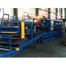 ISO9001: 2008 EPS-Sandwichplatte-Produktionslinie