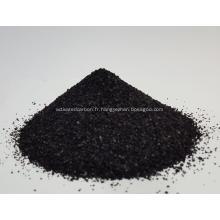 Noir de carbone granulaire par voie humide