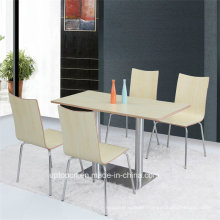 Wholesale Cafeteria Leisure Table and Chair Sets (SP-CT612)