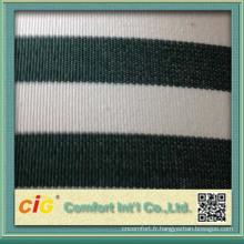 tissu solide preuve de l'eau et de la stabilité de la couleur des tissus de rayonne pour les chaises de porte