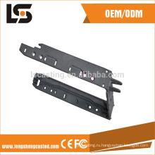 Алюминиевые части заливки формы для машинного оборудования и железнодорожного транспорта по низкой цене