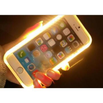 Luz de LED Smart Phone Case para iPhone 6/6plus