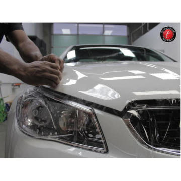CLEAR BRA INSTALLER PAINT PROTECTION FILMS