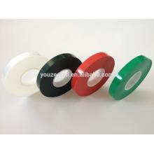 Ruban à cravate en plastique vert arbre