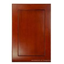Porta de armário de cozinha de madeira sólida (HLsw-2)