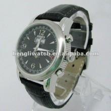 Mode automatische Uhr, Männer Edelstahl Uhren 15035