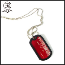 Aluminum real military dog tags for sale