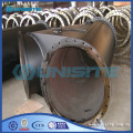 Exhaust high pressure y pipes
