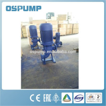 Vertical Sewage Submersible Pump for Dirty Water