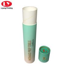 Make-up Pinsel Verpackung Pappkarton Papierzylinderröhrchen
