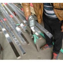 304, barra quadrada de aço inoxidável AISI316