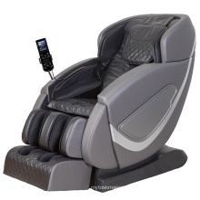 Luxury Electric SL Track 4D Zero Gravity Full Body Shiatsu Office Massage Chair with Thai Stretch