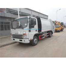 JAC Garbage Compression Waste Trucks Prix