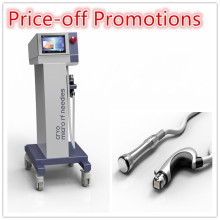 Microneedles Fractional RF for Anti-Aging and Anti-Wrinkle Beauty Salon Machine