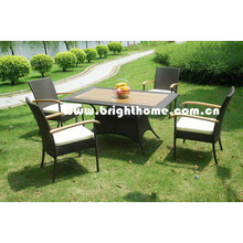 Conjunto de Jantar Garden Outdoor Furniture Bg-004