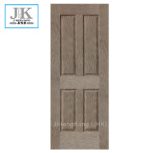 JHK-Smooth Skin Natural Door Chapa para puerta Europea