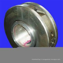 Roulement à turbine en acier soudé OEM (MP-15)