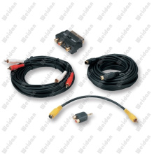 High Quality AV Cable for DVD Connection