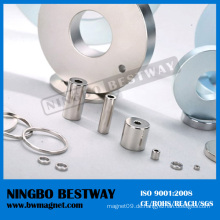Super Uni-Pole NdFeB Ringmagnet