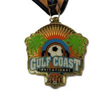 Hot Sale Custom Logo Metal Running Medal for Souvenir Gift