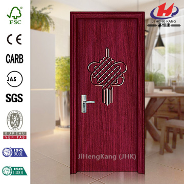 PVC Prices Flush Foam Sheet Interior Door