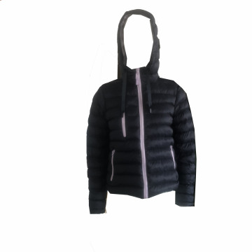 Wholesale ladies padded jacket Winter Jacket Woman