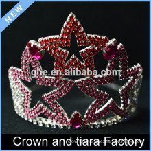 Cheap Star queen tiara crown for kids
