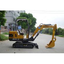 Mini-excavatrice 2,2 tonnes