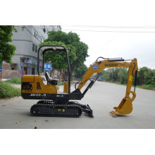 2.2 Tons Low Price Mini Excavating Machine