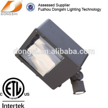 UL ETL EUA 400W fundição de alumínio halogeneto de metal caixa de luz de inundação