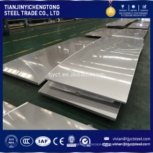 high quality 304 316 inox hairline finish stainless steel sheet