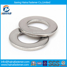 DIN125 GB97 304 stainless steel flat washer plain washer